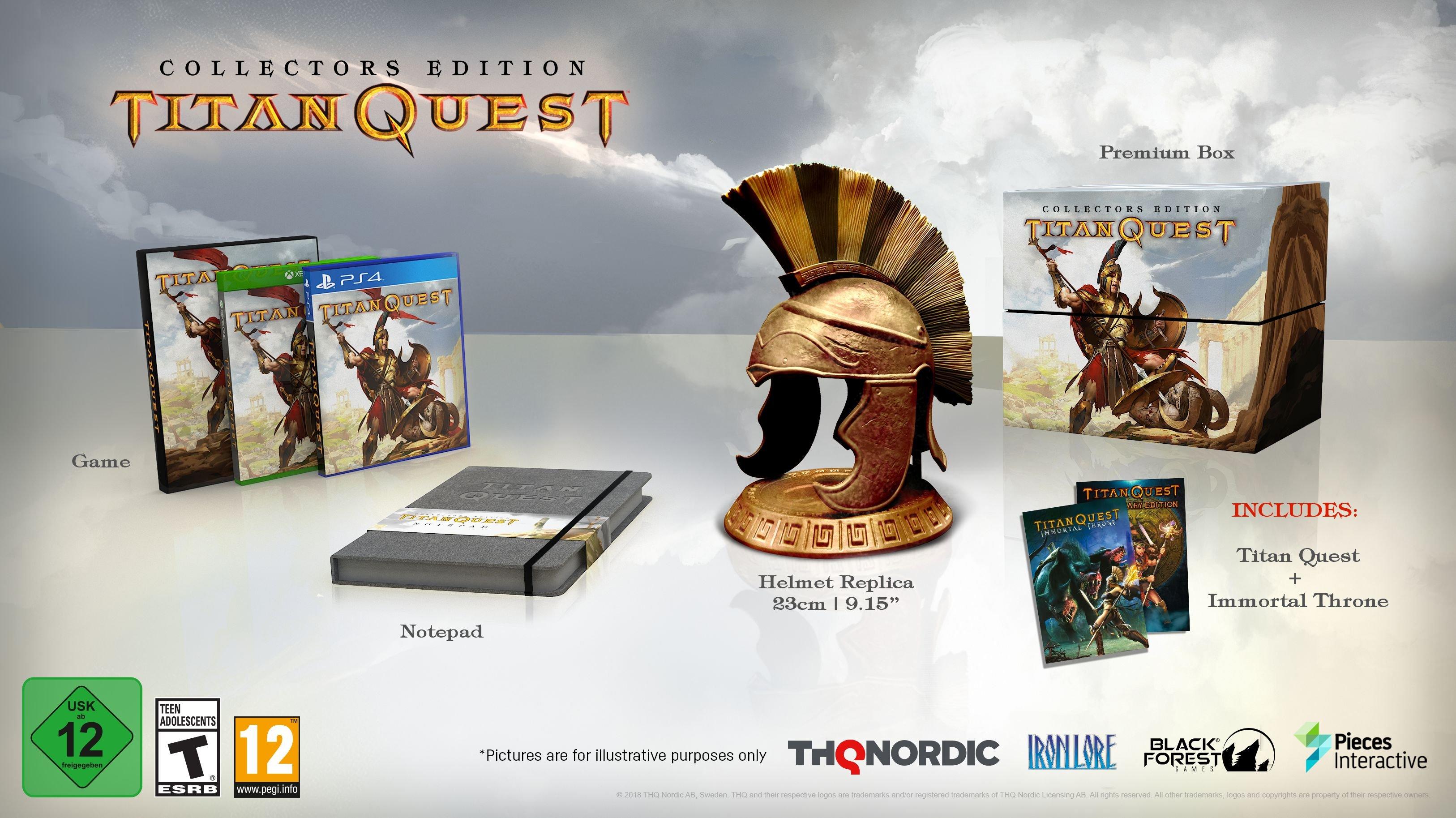 Titan Quest Online Spielen