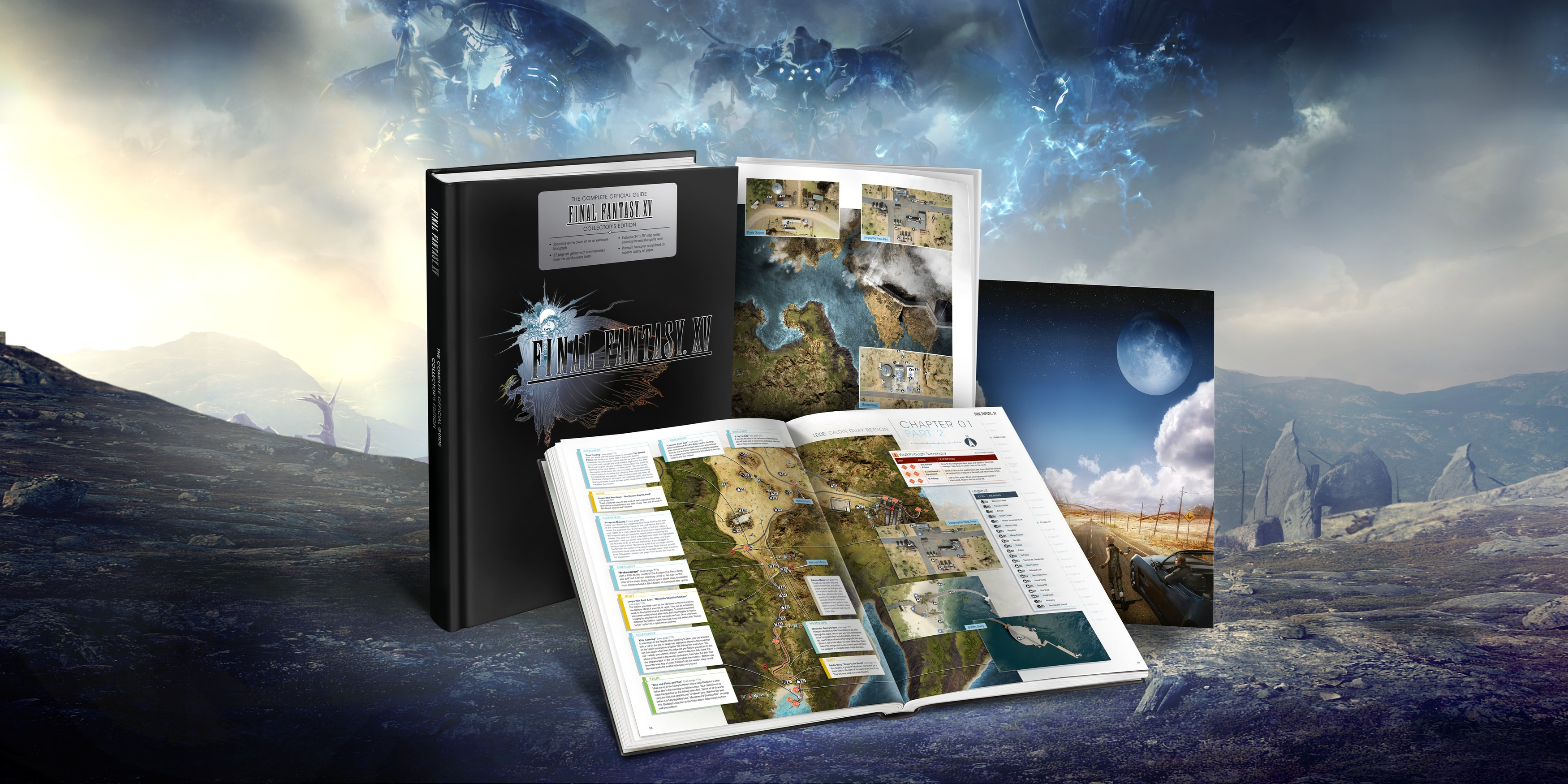 final fantasy xv official strategy guide pdf