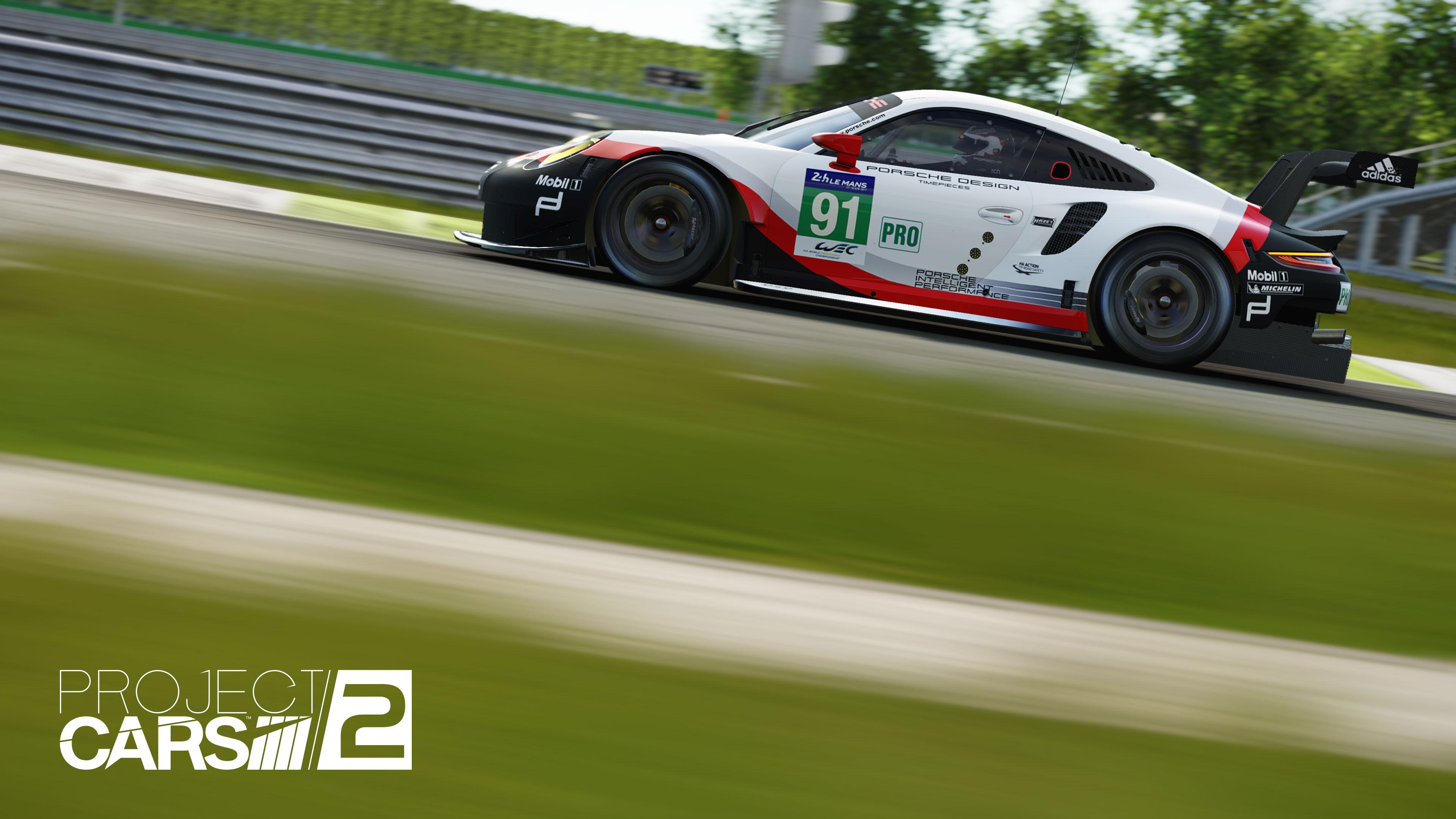 Neben Dem Porsche Legends Pack Hat Slightly Mad Studios Das Vierte Update Fur Die Ps4 Angekundigt Der Patch Enthalt Zahlreiche Verbesserungen