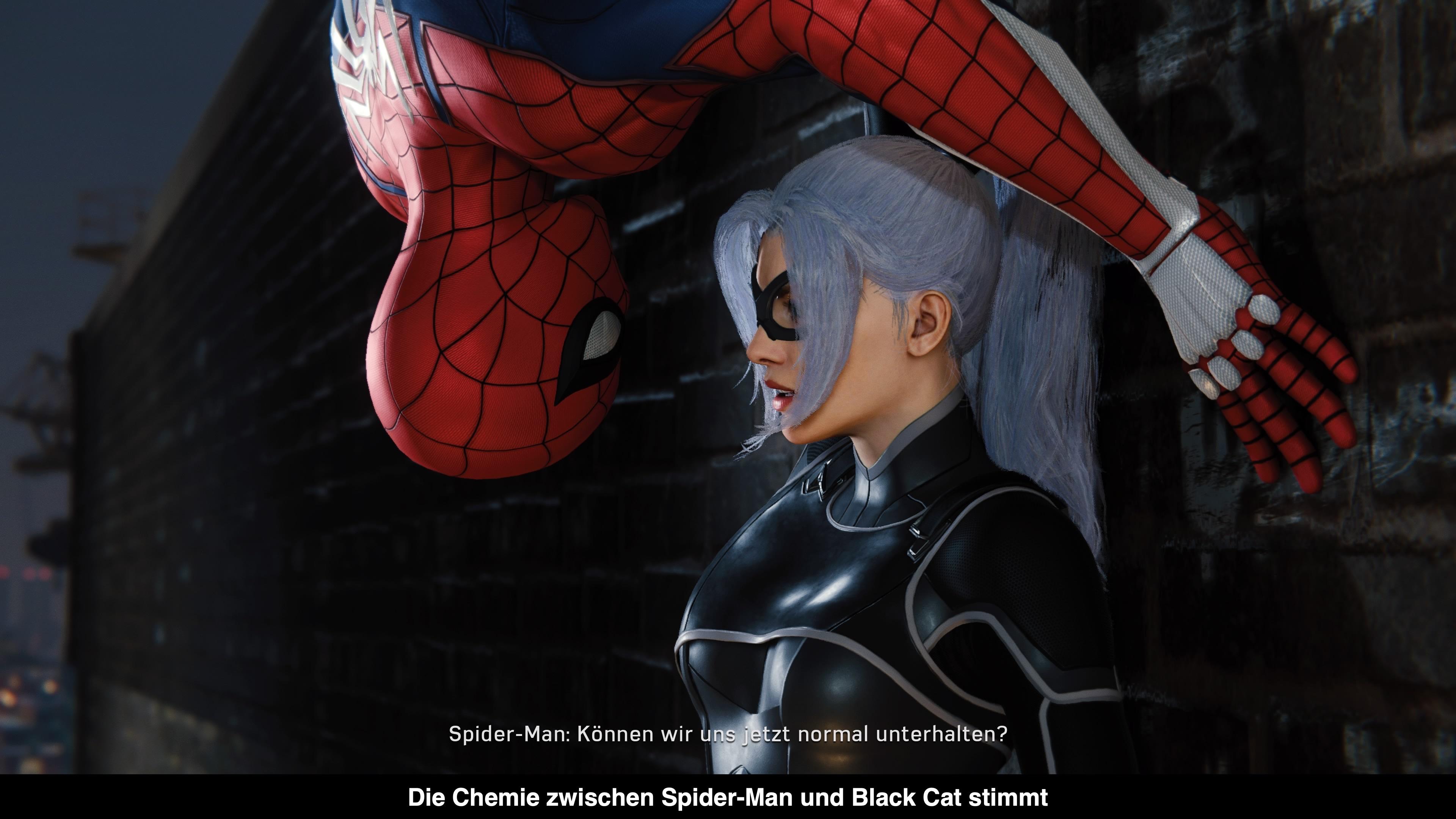 Onpsx Marvels Spider Man Der Raubüberfall Dlc